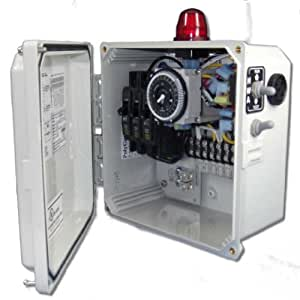 Amazon Com  Spi Bio Pump Septic System Control Panel With