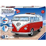 Ravensburger Italy 12516 6 - Puzzle 3D Camper Volkswagen T1