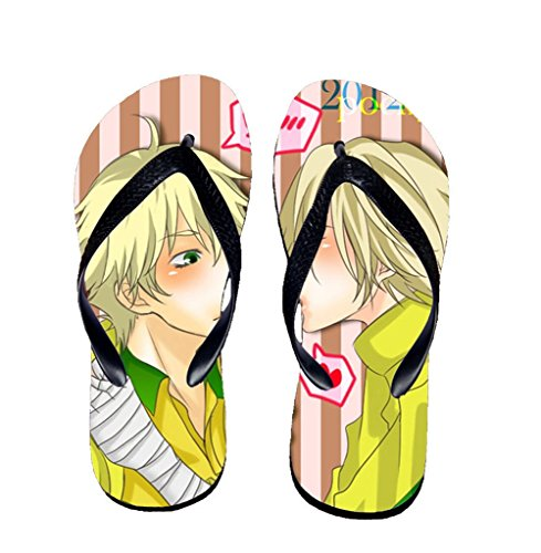 Bromeo The Prince of Tennis Anime Unisex Flip Flops Chanclas 780