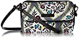 Vera Bradley Rfid All in One Crossbody-Signature, Heritage Leaf