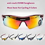 Jinru outdoor sports bicycle bike riding cycling eyewear sunglasses women men fashion glasses oculos glass goggles UV Protective Yellow