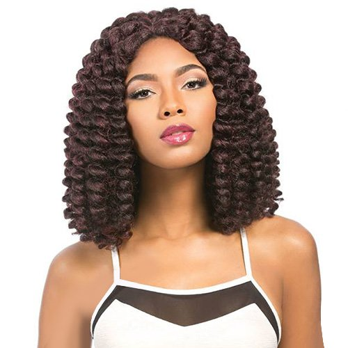 Sensationnel Synthetic Lace Front Wig Empress Edge Senegal Collection Bounce Braid - Empress Collection