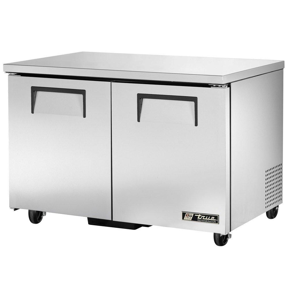 Awesome Amazon.com: True TUC 48 Under Counter Refrigerator, 33 Degree F To 38  Degree F: Freezerless Refrigerators: Kitchen U0026 Dining