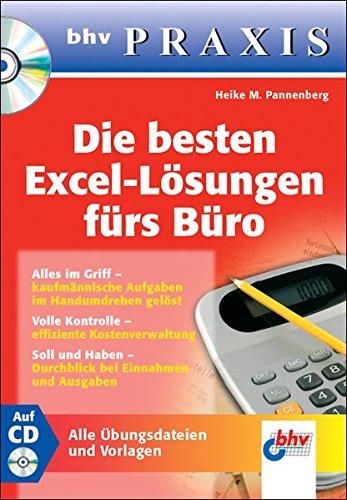 Die besten Excel-Lösungen fürs Büro (bhv PRAXIS)