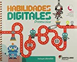 img - for PAQ. HABILIDADES DIGITALES. PREESCOLAR (LIBRO + CD) book / textbook / text book