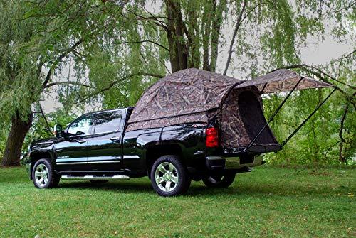 Napier Outdoors Sportz Camo Truck Tent – Crew Cab