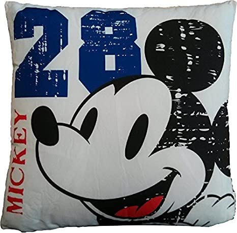 Classic Mickey Mouse WD7366 Character cojín: Amazon.es: Hogar