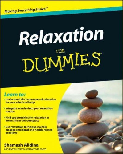 Download Relaxation For Dummies (Book + CD) pdf epub