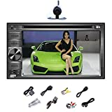 Newest 6.2 Inch 2 Din Car DVD Player Bluetooth Head Unit Android 4.2 Dual Core Car Stereo/Radio/Audio GPS Navigation System HD Capactive Touch Screen Backup Camera