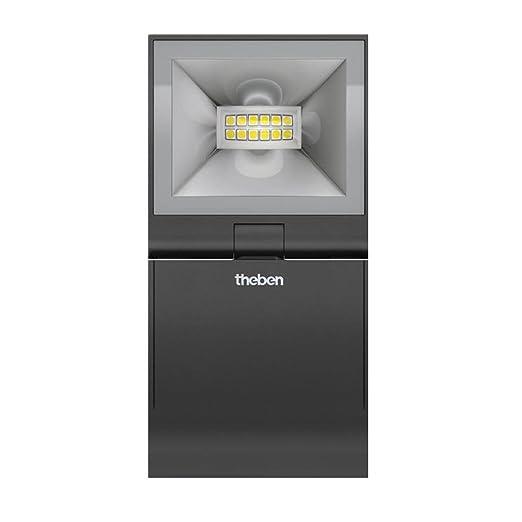 Proyector LED theleda S 10 W negro: Amazon.es: Iluminación