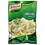 Knorr Alfredo Sauce, 1.6-Ounce Packages (Pack of 12) by Knorr