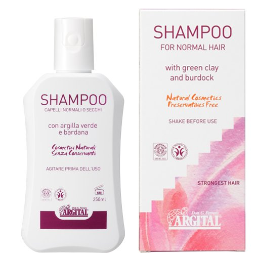 argital-shampoo-with-green-clay-and-burdock-for-normal-hair-250ml