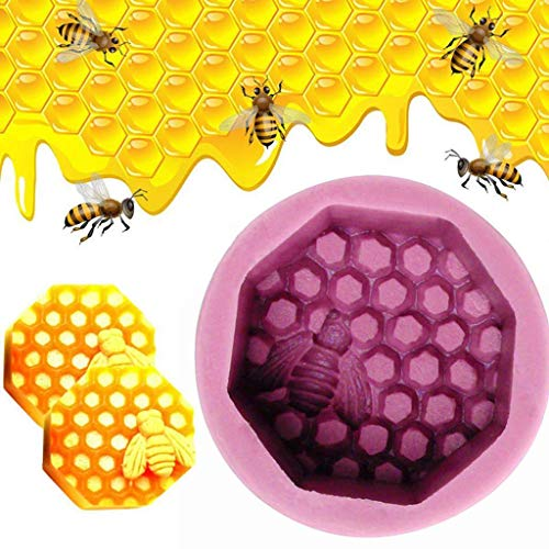 Bazzano Silicone Bee Hive Cake Mold Fondant Mould Cake Decorating Muffin Baking Best - Beehive Oven Pizza