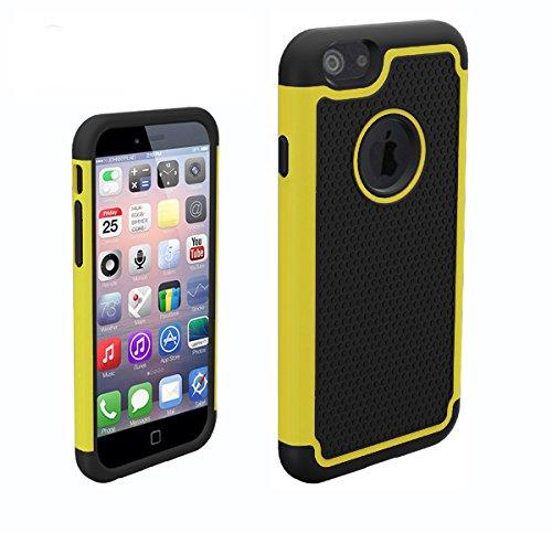 Monkey Cases® iPhone 6 - 4,7 Zoll - Football TPU Case for iPhone 6 - Gelb - Handyhülle - ORIGINAL - NEU/OVP - yellow