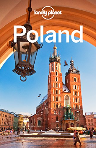 Lonely Planet Poland (Travel Guide) cover