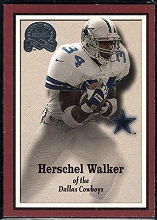 b382a50a207 Amazon.com: Football NFL 2000 Fleer Greats of the Game #48 Herschel ...