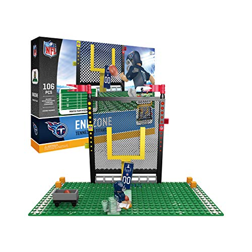 Tennessee Titans Nfl End - NFL Tennessee Titans OYO Endzone Set 2.0