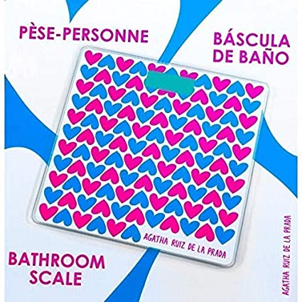 BASCULA BAÑO Digital Agatha Ruiz DE LA Prada/Moderna / DISEÑO