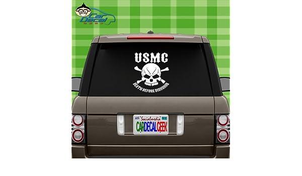Veteran ~ viynl decal window sticker laptop cooler