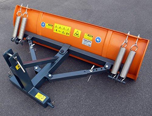 Schneeschild mit Dreipunktanbau und Seitenverstellung fur Traktoren - LNS-150 C