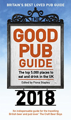 The Good Pub Guide 2018 by Fiona Stapley