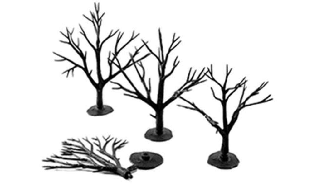 "B000BLI6T0 Woodland Scenics Deciduous Tree Armatures 3""- 5"" 51dsUCPfFwL"