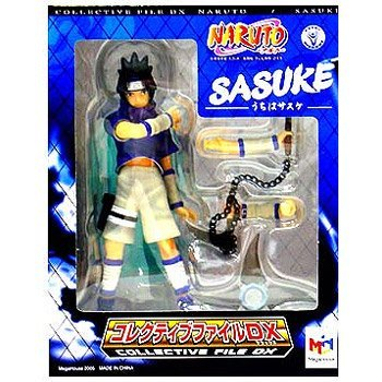 Collective File DX - Naruto / Sakura Action Figure with Weapons by MegaHouse