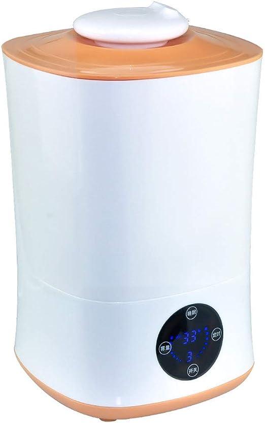 FJW 4L Humidificador ultrasónico Difusores de aceites Esenciales ...