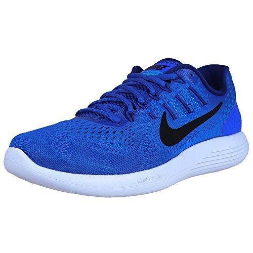 74bdc7a8d518 Galleon - NIKE Men s Lunarglide 8 Running Shoes AA8676 400 Size 14
