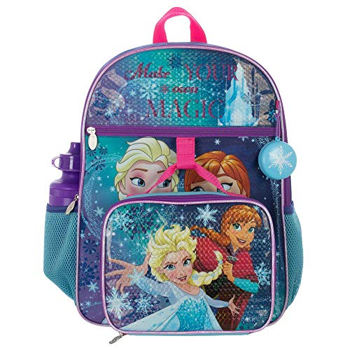 Disney Frozen Backpack Insulated Lunchbox product image
