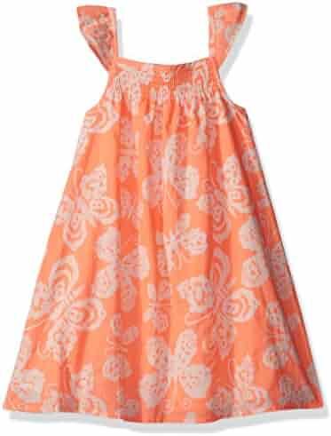 The Children's Place Toddler Girls' Her Li'l Flutter Sleeve Dress