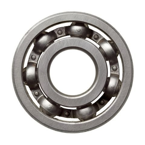 Series 17300 (FAG 6315-2ZR-C3 Deep Groove Ball Bearing, Single Row, Double Shielded, Steel Cage, C3 Clearance, Metric, 75mm ID, 160mm OD, 37mm Width, 4000 rpm Maximum Rotational Speed, 17300 lbf Static Load Capacity, 25500 lbf Dynamic Load Capacity)