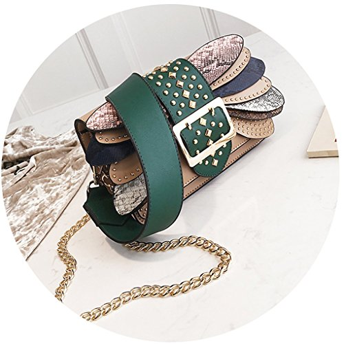 And Bag Shoulder Party Package Personality C Bag Small Vintage Europe Crossbody Chain America Fashion New Creativity The EFqwZZ