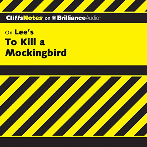 To Kill a Mockingbird: CliffsNotes Audiobook [Free Download by Trial] thumbnail