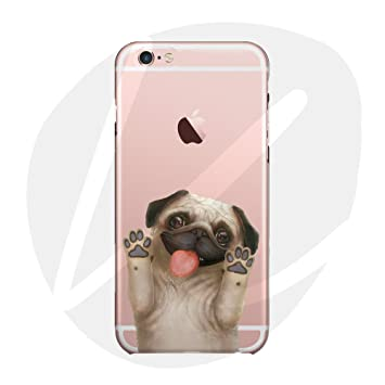 coque iphone 6 silicone transparente animaux