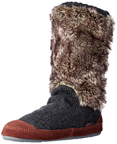 Image of Acorn Women's Slouch Boot Slipper