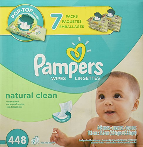 Fresh Baby Wipes - 6