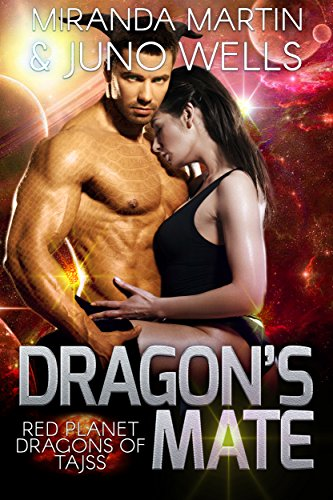 Baby Action Cat - Dragon's Mate: A Scifi Alien Romance (Red Planet Dragons of Tajss Book 2)