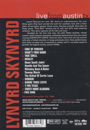 Lynyrd Skynyrd: Live from Austin, TX by New West