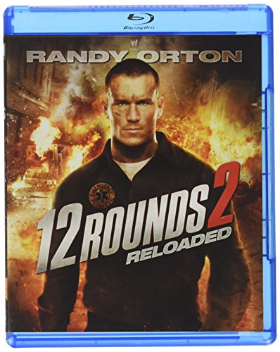 12 Rounds 2: Reloaded Blu-ray