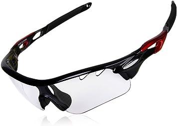 Gafas de sol fotocromáticas Gardom para ciclismo, con protección ...