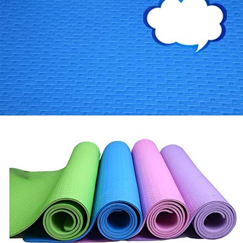 Yoga Mat 1900 X 900 X 7mm Almohadilla De Masaje Ultra Grueso ...