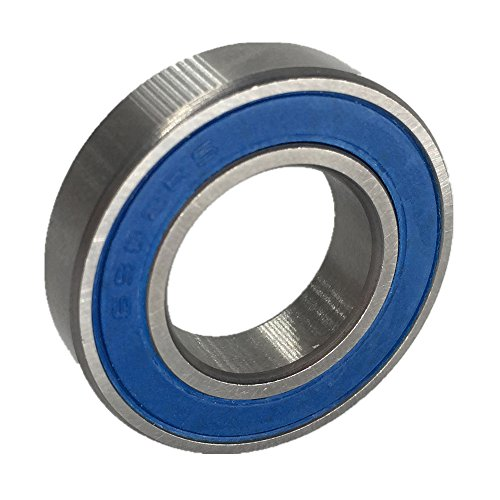 1PC 6902-2RS Cearmic Bearing 15x28x7 Si3N4 Ceramic Ball Bearing