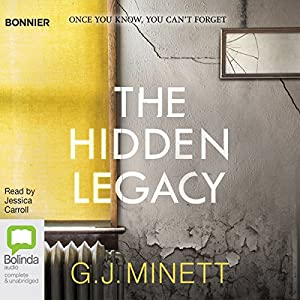 The Hidden Legacy Audiobook