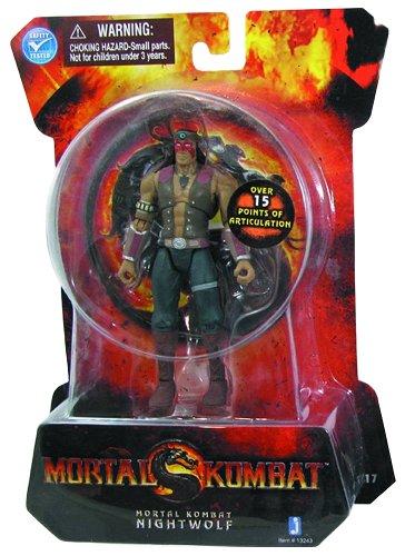 Mortal Kombat Nightwolf ~3.8