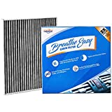 Installer Champ Premium Breathe Easy Cabin Filter, Up to 25% Longer Life w/Activated Carbon (BE-150)