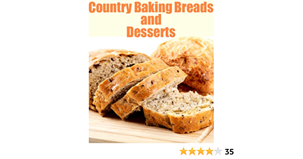 Country Baking and Desserts (Delicious Mini Book Book 8)