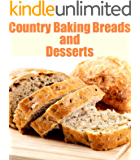 Country Baking and Desserts (Delicious Mini Book Book 8) (English Edition)