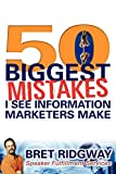 50 Biggest Mistakes, Bret Ridgway, 1600378676