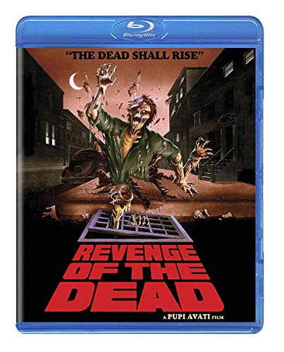 Revenge of the Dead (aka Zeder: Voices From Beyond) [Blu-ray] (From Beyond Blu Ray)